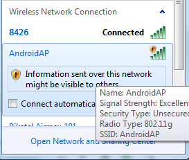 Windows Wi-Fi