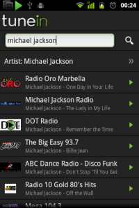 tunein-search-michael