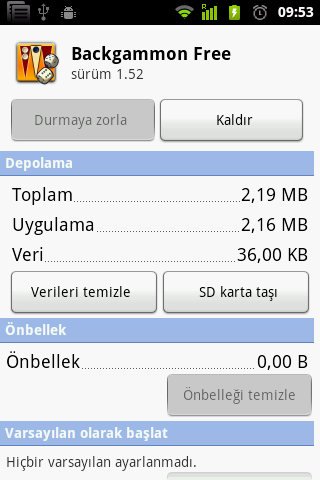 Android: uygulamaları hafıza kartına yükleyin. Bir SD karta Android uygulaması nasıl yüklenir