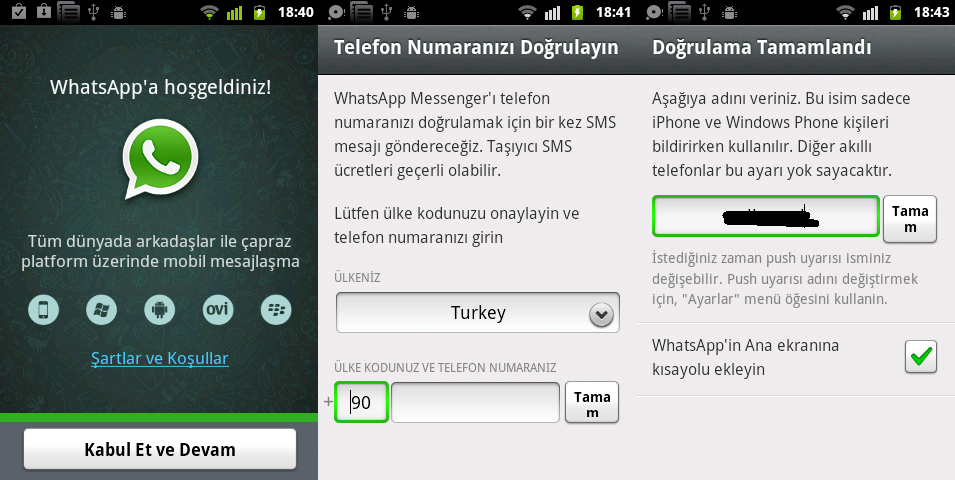 whatsapp for samsung gt-s5233w