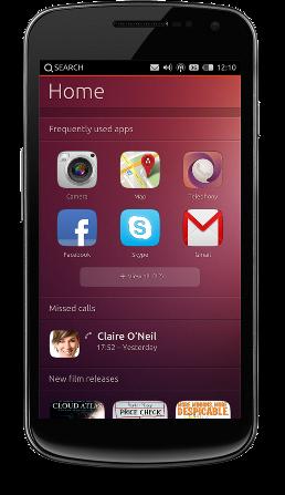 ubuntu-phone-home