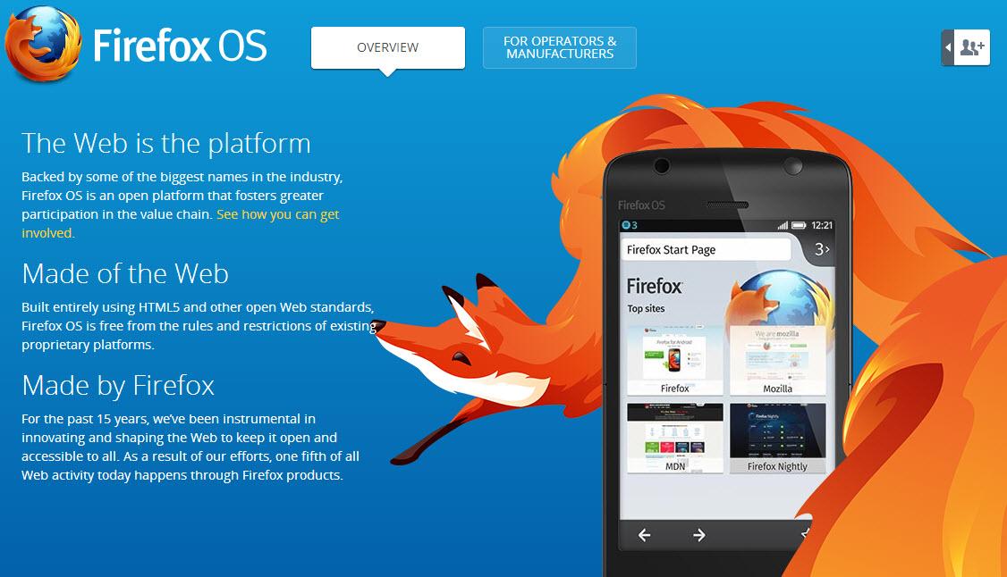 Firefox-OS