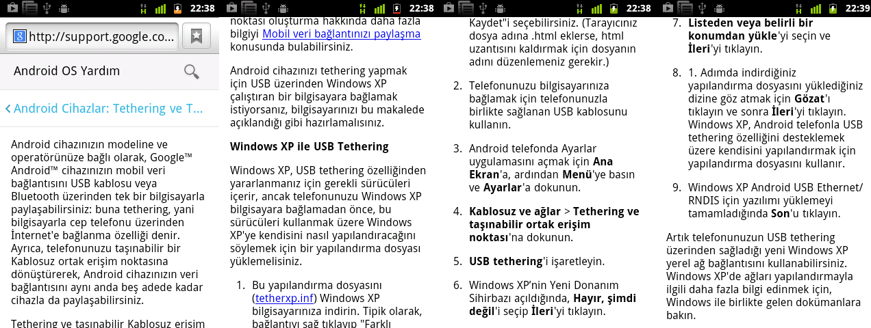 Android-usb-tethering-usb-driver