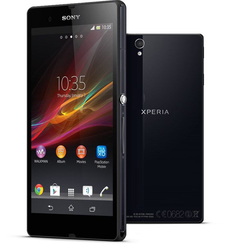 Sony-Xperia-Z-black