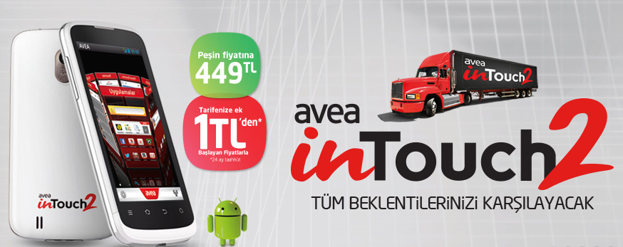 Avea inTouch2